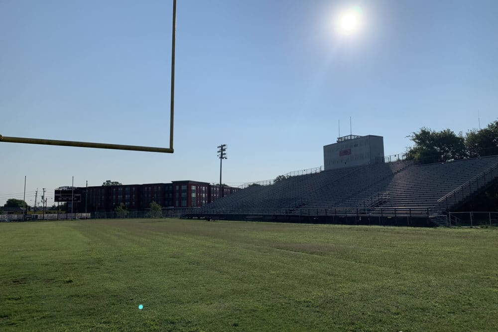 Virginia Union University Hovey Stadium